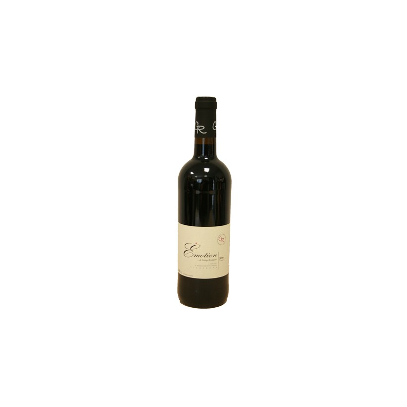 Domaine Calage Resseguier Emotion rouge 75cL