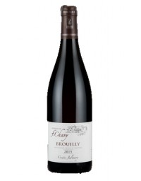 "Domaine Franck Chavy Brouilly cuvée ""Julmary"" 2015 rouge 75 cL"