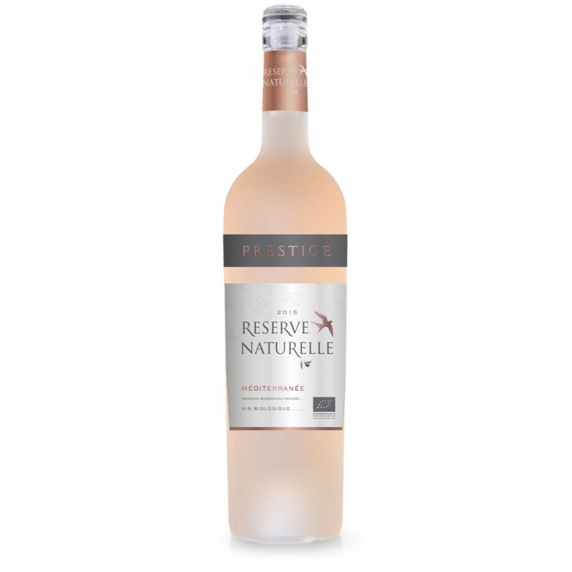 Terroirs Vivants Réserve Naturelle Prestige Rosé 75 cL