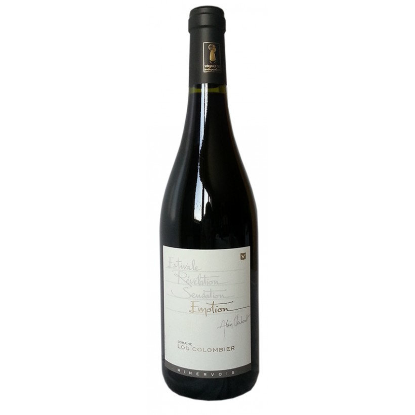 Domaine Lou Colombier Emotion Rouge 75cL