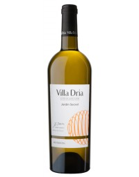 Villa Dria - Jardin Secret - Blanc 75 cL