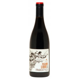 Domaine Gayda Figure Libre Freestyle 2014 Rouge 75cL