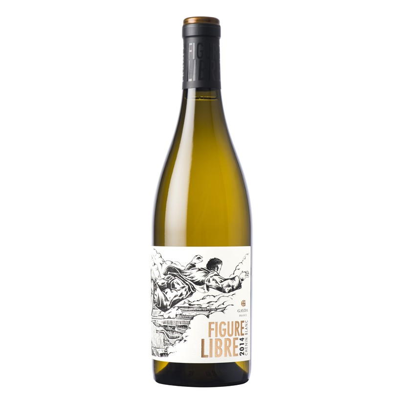 Domaine Gayda freestyle Chenin 75 cL